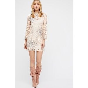 Free People North Star Lace Dress 2